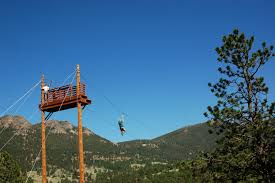 Ymca Of South Florida Zipline Ymca Of The Rockies Estes Park Co