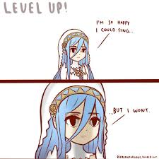 level up fire emblem know your meme