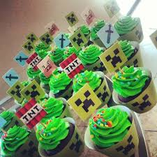 the best minecraft birthday party ideas besides just sitting