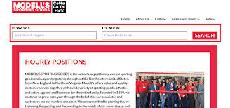 Modells Modell U0027s Job Application Adobe Pdf Apply Online