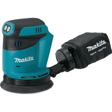 Orbital Floor Sander For Sale by Makita 18 Volt Lxt Lithium Ion 5 In Cordless Random Orbit Sander