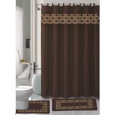 Bathroom Contour Rugs 15 Pc Bathroom Accessories Set Bath Mat Contour Rug Shower