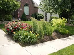 ideas design for landscaping with grasses 9231