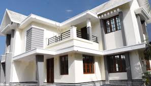 New House by Angamaly 5 Cents Plot And 2000 Sq Ft New House For Sale Near