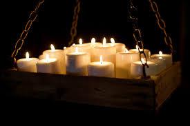 lighting orb chandelier lowes pillar candle chandelier