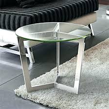 bouts de canap design table bout de canape table bout de canape en verre design