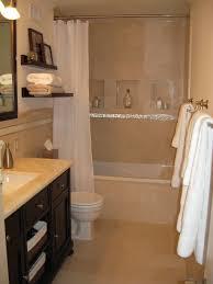 Condo Bathroom Ideas Colors Outdated Condo Bath To Elegant Oasis Small 70s Condo Bathroom Is
