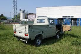 volkswagen mini truck ferdinand porsche u0027s volkswagen t3 doka is heading to auction