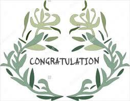 Congratulations Wedding Card 48 Sample Wedding Cards Free U0026 Premium Templates