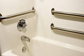 Bathroom Handicap Rails How To Install Grab Bars To Make Sure They Are Safe And Stable