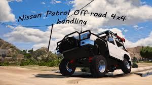 opel frontera lifted nissan patrol y60 4x4 flex handling gta5 mods com