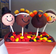 thanksgiving cake pops jennaschuster