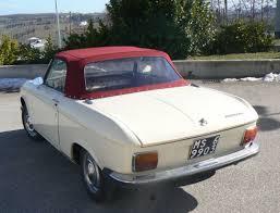 cabriolet peugeot restored in monza 1971 peugeot 304 cabriolet bring a trailer