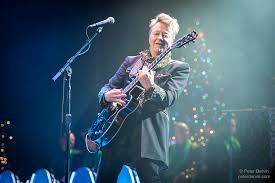 brian setzer orchestra christmas rock tour 2016 at the