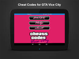 cheat codes for gta vice city android apps on google play