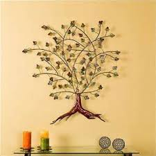 Wall Decor Metal Tree Metal Tree Wall Art For Living Room Carameloffers