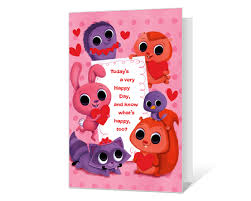 kids cards printable valentines day cards for kids
