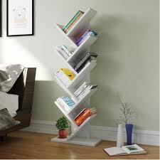 furniture home oak tree shelf windwept oak tree bookcase shelf