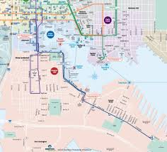 Jhu Campus Map Route Maps Charm City Circulator