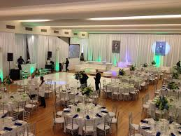 tent rentals rochester ny white fabric 16 high gloss white floor silver