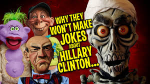 why they won u0027t make jokes about hillary clinton jeff dunham