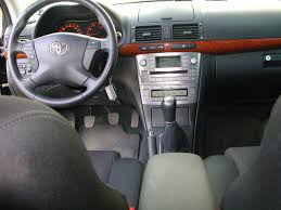 2007 toyota avensis pics 1 8 gasoline ff manual for sale