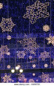 christmas street lights union street stock photos u0026 christmas