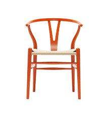 ch24 wishbone handcrafted designer chair coalesse