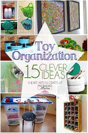 Kids Room Organization Storage by 15 Clever Ways To Organize Toys Toy Storing Stuffed Animals And