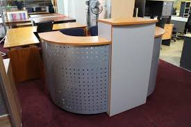 Reception Desk For Sale Used Used Reception Desk For Sale Vancouver Used Reception Desk
