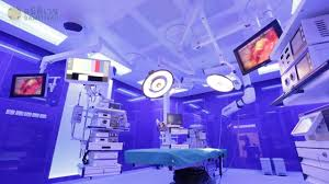3d 4k laparoscopic operating rooms at samitivej hospital youtube