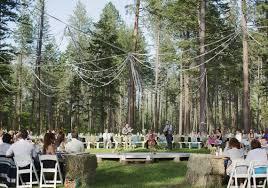 Wedding Venues In Montana Rustic Outdoor Montana Wedding Alyssa Paul 100 Layer Cake