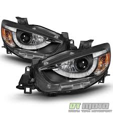 What Are Drl Lights 2013 2016 Mazda Cx 5 Halogen Led Drl Light Tube Projector