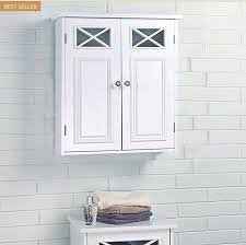Cabinet That Goes Over Toilet Over The Toilet Storage Mybedmybath Com