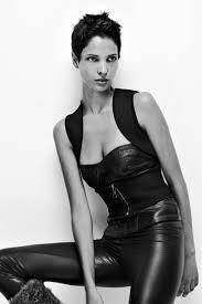 hanaa ben abdesslem fashion model profile on new york magazine hanaa ben abdesslem models pinterest short hair