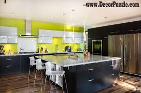modern kitchen design yellow top 15 mid century modern kitchen design ideas