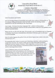 Rosa K He Kaufen Aktivitäten Kinderhaus Honduras