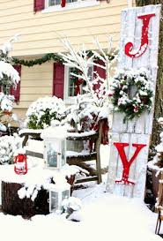 Christmas Decorations For Exterior Of House by Top Outdoor Christmas Decorations Ideas Christmas Celebrations