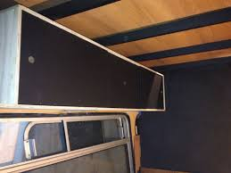 dining room cupboards coming along special bus project black