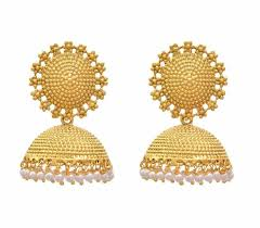 design of gold earrings with design gold earrings designs for with prices siudy net