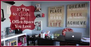 How To Organize Desk How To Organize A Home Office In 10 Steps Pretty Extraordinary