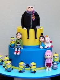 Minion Cake Decorations Southern Blue Celebrations Despicable Me U0026 Minions Cakes