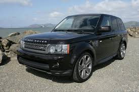 2010 Range Rover Sport Supercharged Photos