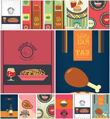 dining menu template hd dining menu food vector file free free vector