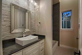 Ceramic Tiles For Bathroom Contemporary Full Bathroom With Flat Panel Cabinets By Ubuilditokc