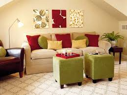 Ideas Bringing Bright Room Colors Into Modern Interior Design - Home decorating ideas living room colors