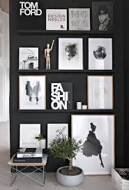 13 ways to achieve a scandinavian interior style gallery wall