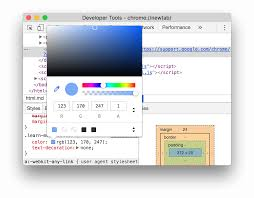 Css Reference Tools For Web Developers Google Developers Web Page Color Picker