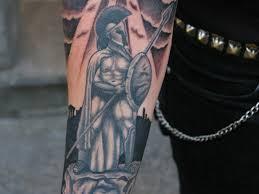 25 impressive warrior tattoos slodive
