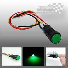 12 volt push button light switch push button switch car boat van green 12 volt light up ebay